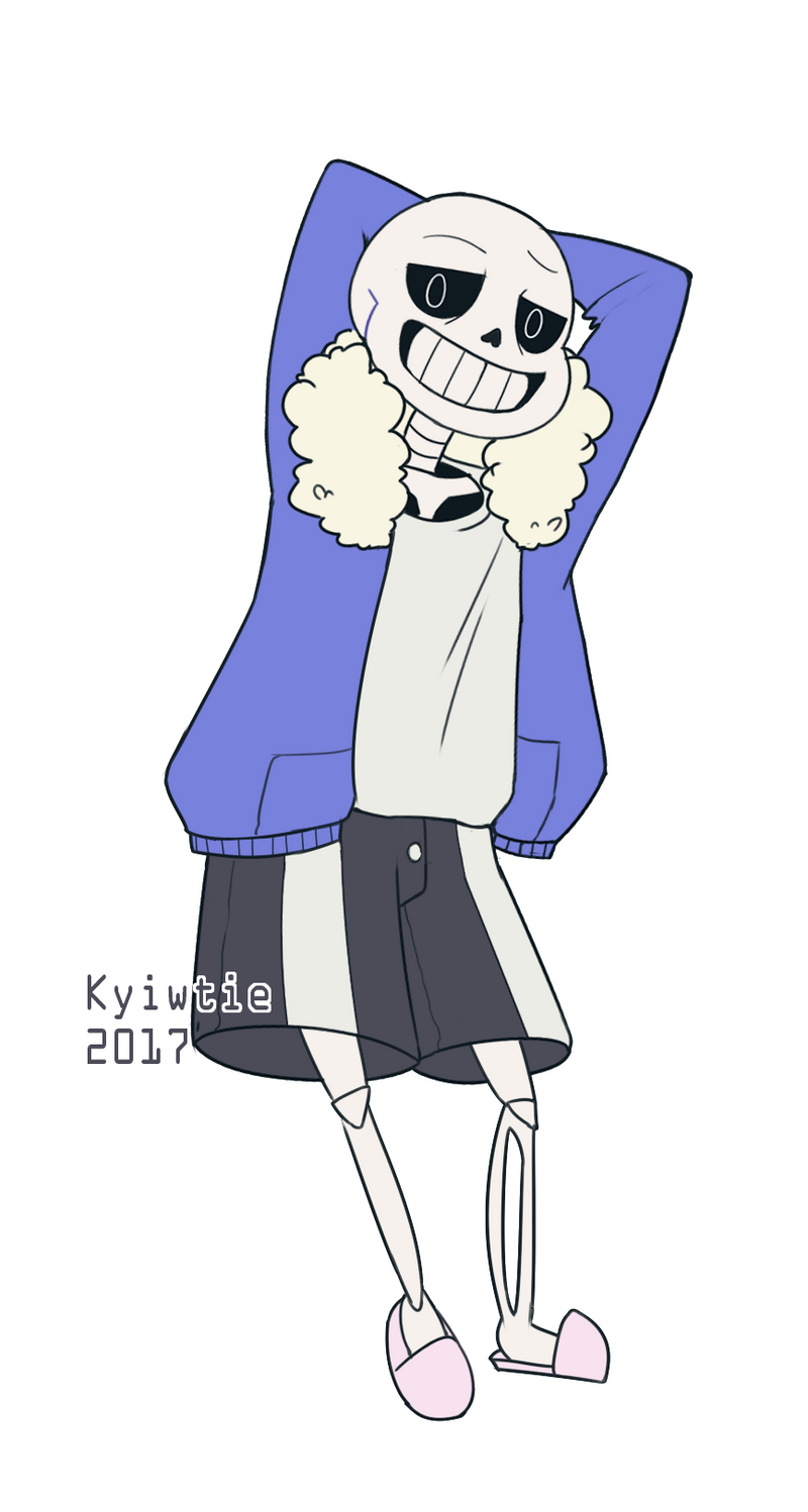 Have a sexy sans vector by KyiwtieArt