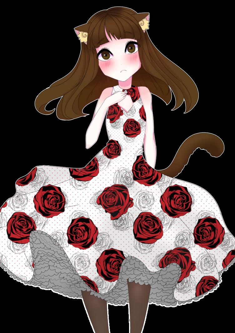 Sweet lolita by KyiwtieArt