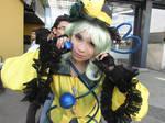 koishi komeiji  touho project  cosplay