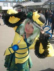 koishi komeiji  thouho cosplay 2 by samgabil
