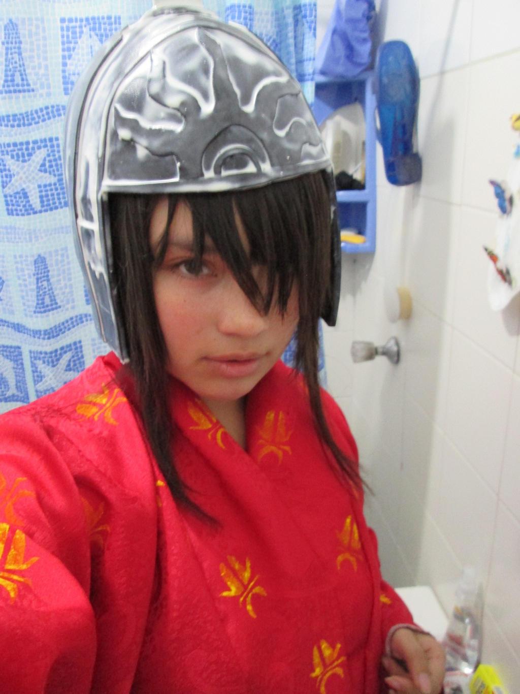 make a kubo cosplay armor by samgabil on DeviantArt