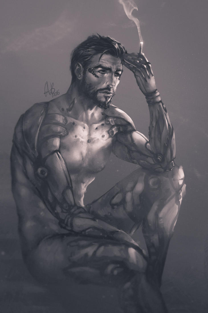 Adam by alebyron