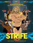 Battle Arts Pro Wrestling - STRIFE