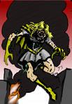 WORM: Glory Ghoul by Blastweave