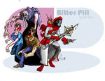 WARD: Bitter Pill and Company. by Blastweave