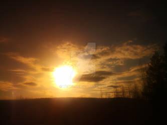 Evenings of Lapland