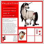 Valentine, the Flamecharmer