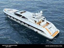 Yacht 2 by adit1001