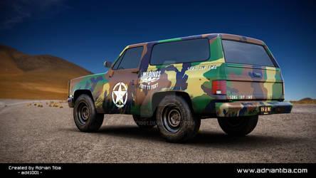 Chevrolet Blazer Wallpaper2
