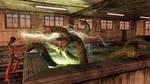Sorceress preparing training the Hydra by Henry1850