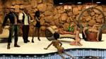 4K Underground pool Scene by Henry1850