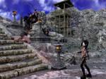 6K - Wild Ninja Fight scene by Henry1850