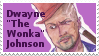 Dwayne 'The Wonka' Johnson fan stamp by The-Mistress-of-Time