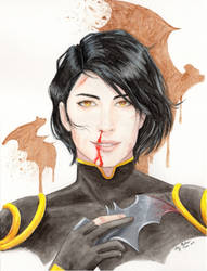 Cassandra Cain by The-Mistress-of-Time