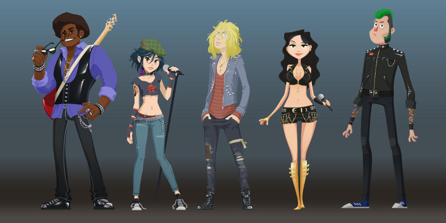 Rockers by LeoLeus