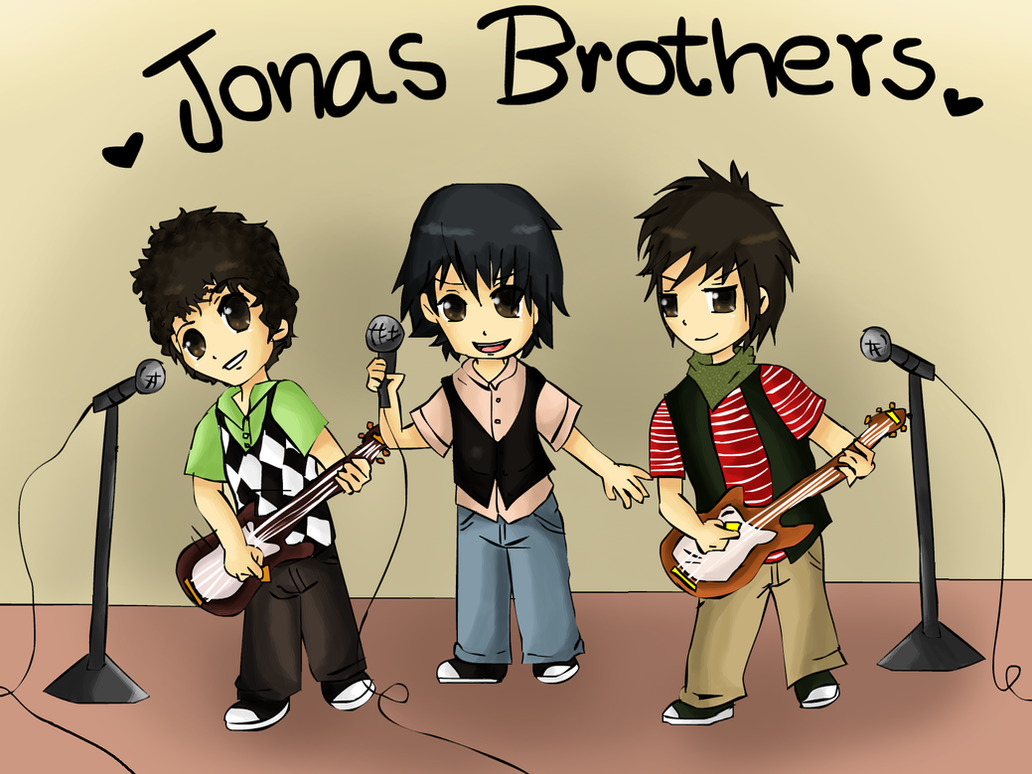 Jonas Brothers by Weehe