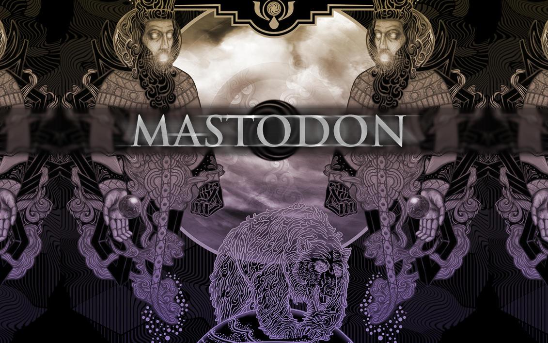 mastodon wallpaper by orphydian on deviantart