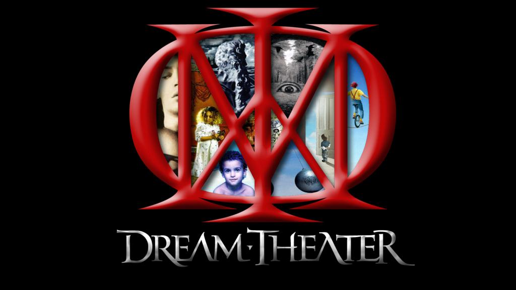 Dream Theater album covers