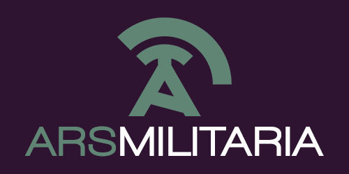 Ars Militaria group avatar/logo |Purple background