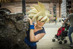 Dragonball Z - Gohan - Cell games by NomesCosplay