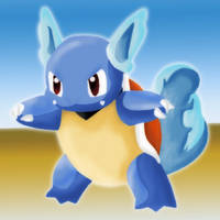 008 - Wartortle by PokemonToTheMax
