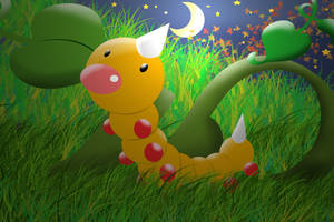 013 - Weedle by PokemonToTheMax