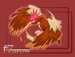 022 - Fearow by PokemonToTheMax