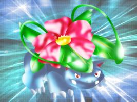 003 - Venusaur by PokemonToTheMax