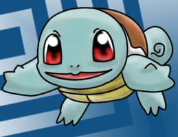 007 - Squirtle by PokemonToTheMax