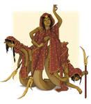 Naga Priestesses