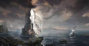 Vortex Lighthouse