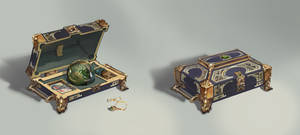 Fortuneteller's case