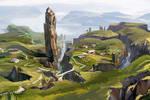 High Castle sketch