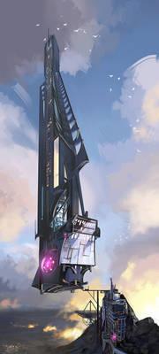 Docking Tower