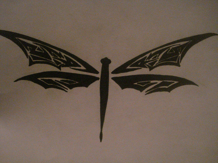 dragonfly tattoo - dragonfly tattoo