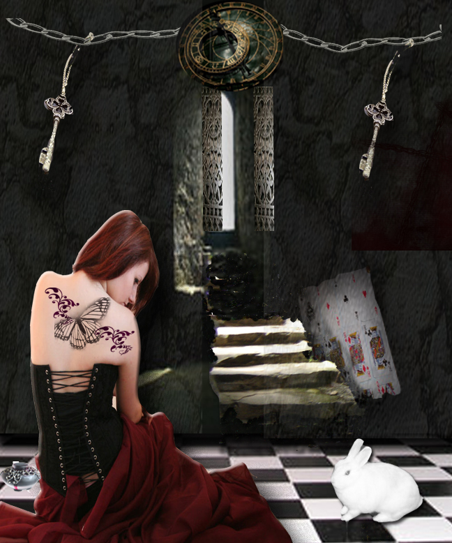 Twisted Wonderland by poetryanddesign
