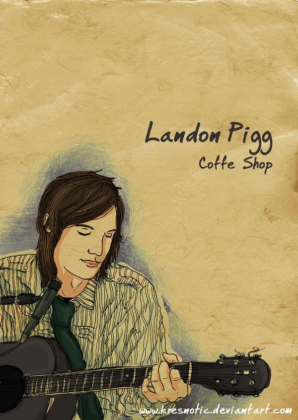 Landon Pigg by kresnotic