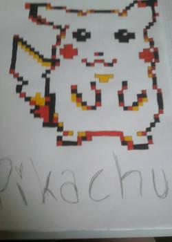 Pikachu - gelbe Edition