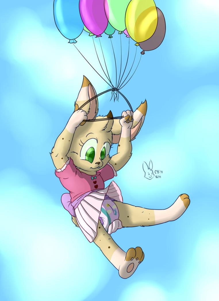 Balloon Fun by davidcool1989