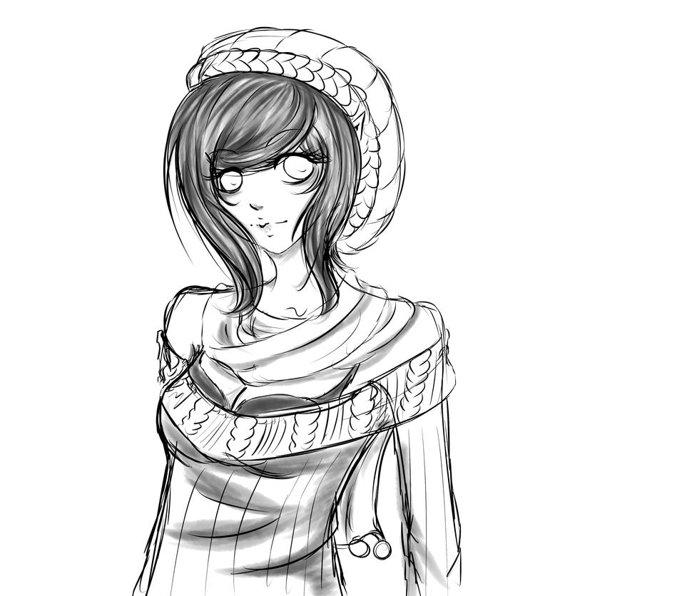 .:MC:. Sketching by varrebeest