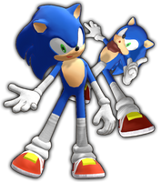 MMD SONIC BOOM Sonic 2.5 DL by 495557939
