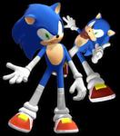 MMD SONIC BOOM Sonic 2.5 DL