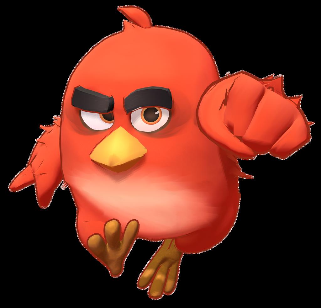 mmd angry birds red fire model 1 0 dl by 495557939 on deviantart. Black Bedroom Furniture Sets. Home Design Ideas