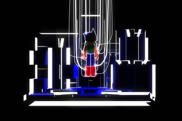 MMD 2018 Astro Boy Reboot 3D model by 495557939