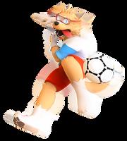 MMD FIFA 2018 Zabivaka 3D Preview2 by 495557939