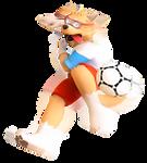 MMD FIFA 2018 Zabivaka 3D Preview2