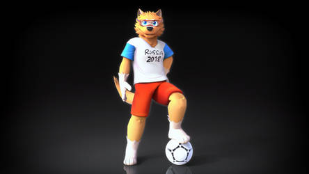 MMD FIFA 2018 Zabivaka 1.3 DL by 495557939