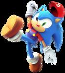 MMD PSCG Sonic v5.0 preview