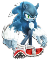 MMD Sonic The Werehog Preview1 by 495557939