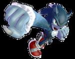 MMD Sonic The Werehog 1.7.1 DL